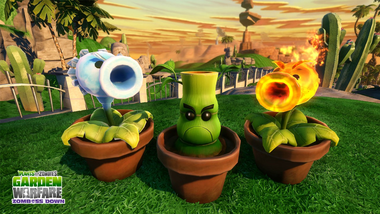 Fondos De Plantas Contra Zombies Imagenes Y Wallpapers Hd