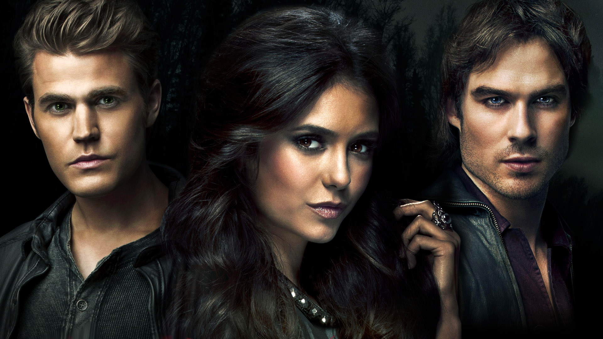 Fondos De Crónicas Vampiricas Wallpapers Hd Vampire Diaries